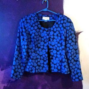 Vintage Christian Dior 1990s suit jacket